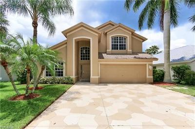 Naples Single Family Home For Sale: 7704 Citrus Hill Ln
