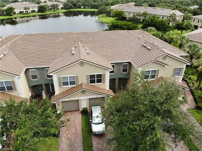 Fort Myers Condo/Townhouse For Sale: 3141 Cottonwood Bend #1404