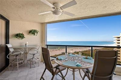 Sandcastle At Marco Beach Condo/Townhouse For Sale: 720 S Collier Blvd #804