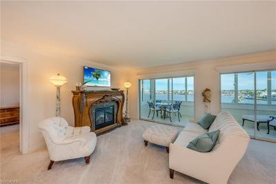 Condo/Townhouse For Sale: 3420 N Gulf Shore Blvd #52