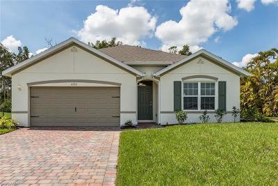 Fort Myers Single Family Home For Sale: 6736 Abbott St