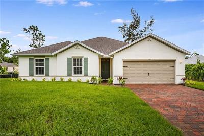 Fort Myers Single Family Home For Sale: 6557 Canton St