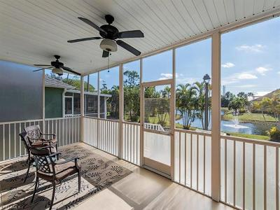 Fort Myers Single Family Home For Sale: 6081 Waterway Bay Dr