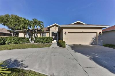 Marco Island Single Family Home For Sale: 261 Bald Eagle Dr