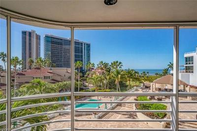 Condo/Townhouse For Sale: 4751 N Gulf Shore Blvd #506