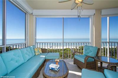 Bonita Springs Condo/Townhouse For Sale: 267 Barefoot Beach Blvd #301