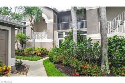 Fort Myers Condo/Townhouse For Sale: 14550 Hickory Hill Ct #1123