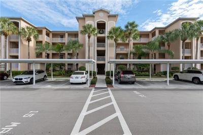 Fort Myers Condo/Townhouse For Sale: 10391 Butterfly Palm Dr #1042