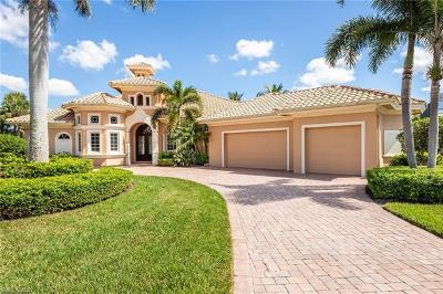 Fort Myers Single Family Home For Sale: 9681 Monteverdi Way