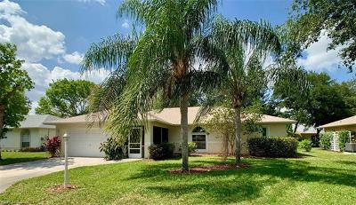 Bonita Springs Single Family Home For Sale: 12260 Londonderry Ln
