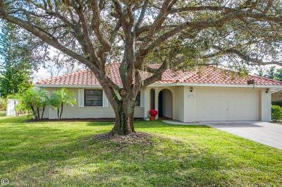Bonita Springs Single Family Home For Sale: 27116 Edenbridge Ct