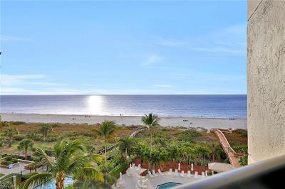 Sandcastle At Marco Beach Condo/Townhouse For Sale: 730 S Collier Blvd #507