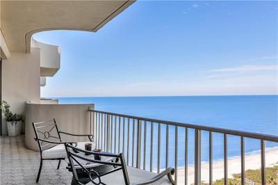 Condo/Townhouse For Sale: 4005 Gulf Shore Blvd #PH3