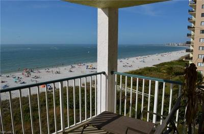 Marco Island Condo/Townhouse For Sale: 900 S Collier Blvd #607