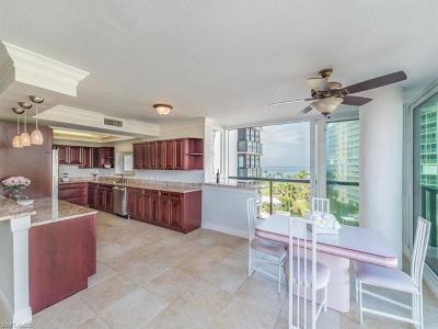 Condo/Townhouse For Sale: 4031 N Gulf Shore Blvd #7C