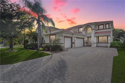 Fort Myers Single Family Home For Sale: 6650 N Plantation Preserve Cir