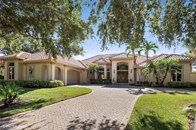 Single Family Home For Sale: 12266 Colliers Reserve Dr