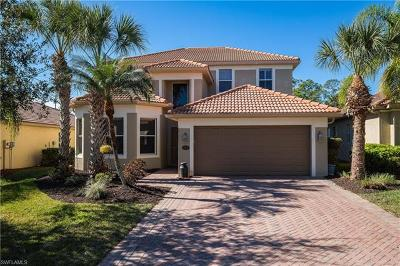 Estero Single Family Home For Sale: 13588 Troia Dr
