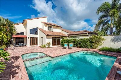 Naples Single Family Home For Sale: 15 Las Brisas Way #15