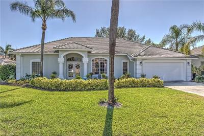 Fort Myers Single Family Home For Sale: 11651 Spoonbill Ln