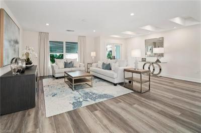 Naples Single Family Home For Sale: 4826 West Blvd #B & C