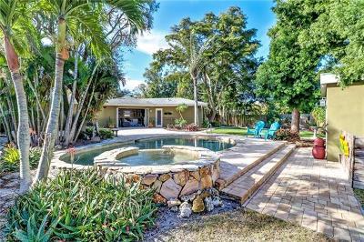 Bonita Springs Single Family Home For Sale: 53 1st St