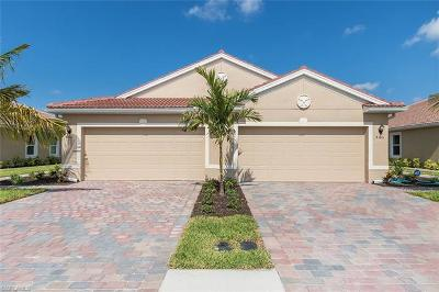 Fort Myers Single Family Home For Sale: 4361 Dutchess Park Rd