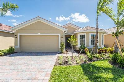 Fort Myers Single Family Home For Sale: 3247 Birchin Ln