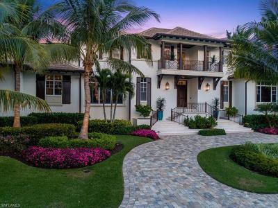 Single Family Home For Sale: 1725 S Gulf Shore Blvd