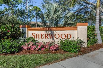 Naples Condo/Townhouse For Sale: 445 Robin Hood Cir #102