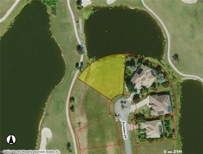 Naples Residential Lots & Land For Sale: 18031 Bluewater Dr