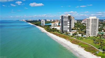 Naples Condo/Townhouse For Sale: 4901 N Gulf Shore Blvd #603