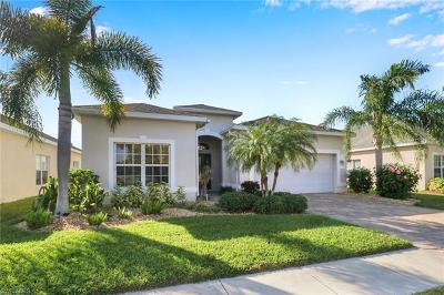 Fort Myers Single Family Home For Sale: 9160 Gladiolus Preserve Cir