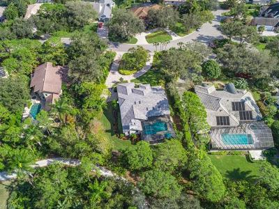 Bonita Springs Single Family Home For Sale: 3917 Woodlake Dr