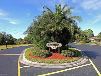 Naples Condo/Townhouse For Sale: 1025 Foxfire Ln #201