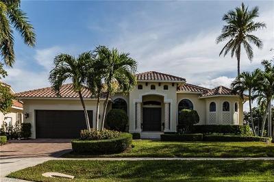 Marco Island Single Family Home For Sale: 449 Adirondack Ct