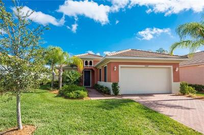 Fort Myers Single Family Home For Sale: 10407 Migliera Way