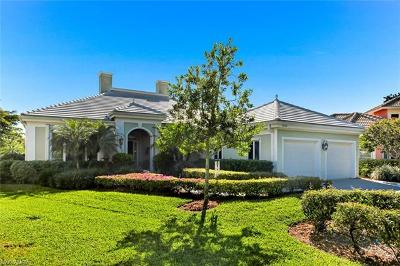 Naples Single Family Home For Sale: 15508 Whitney Ln