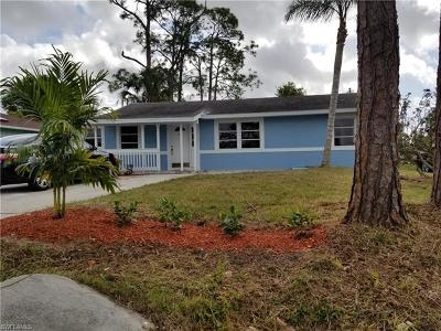 Single Family Home For Sale: 5322 Broward St