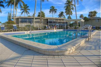 Condo/Townhouse For Sale: 336 Palm Dr #4