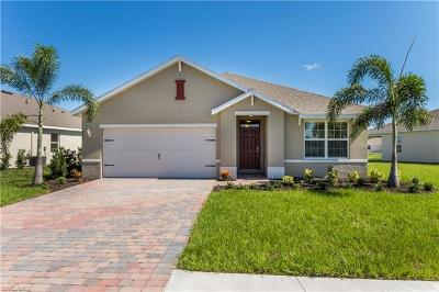 Cape Coral Single Family Home For Sale: 607 NW 21st St