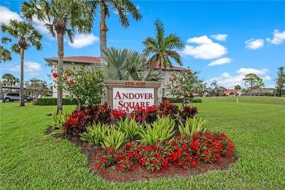 Condo/Townhouse For Sale: 4524 Andover Way #I-106