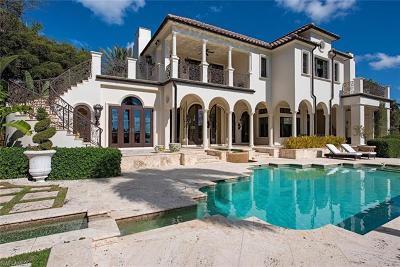 Naples FL Single Family Home For Sale: $7,925,000