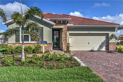 Cape Coral Single Family Home For Sale: 2839 Sunset Pointe Cir