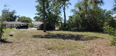 Bonita Springs Residential Lots & Land For Sale: 27617 Baretta Dr