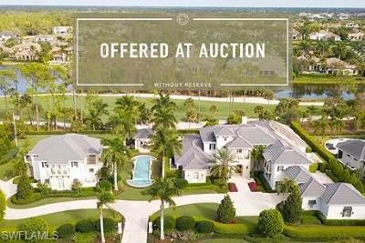 Marco Island, Naples Single Family Home For Sale: 1240 Gordon River Trl