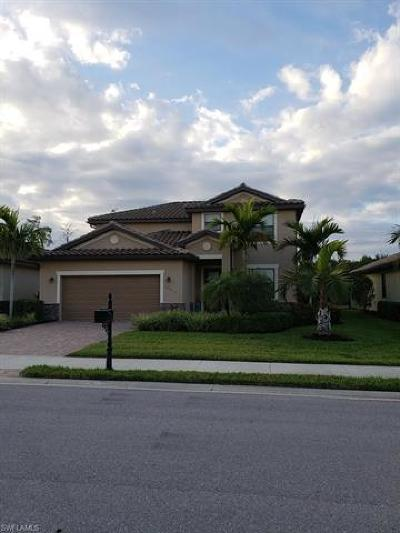 Estero Single Family Home For Sale: 20417 Cypress Shadows Blvd