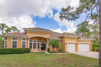 Cape Coral Single Family Home For Sale: 12430 Country Eagle Ln