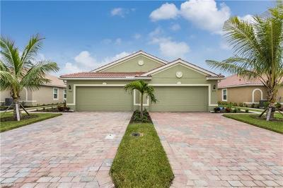 Fort Myers Single Family Home For Sale: 4382 Dutchess Park Rd