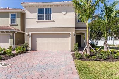 Fort Myers Condo/Townhouse For Sale: 3814 Tilbor Cir